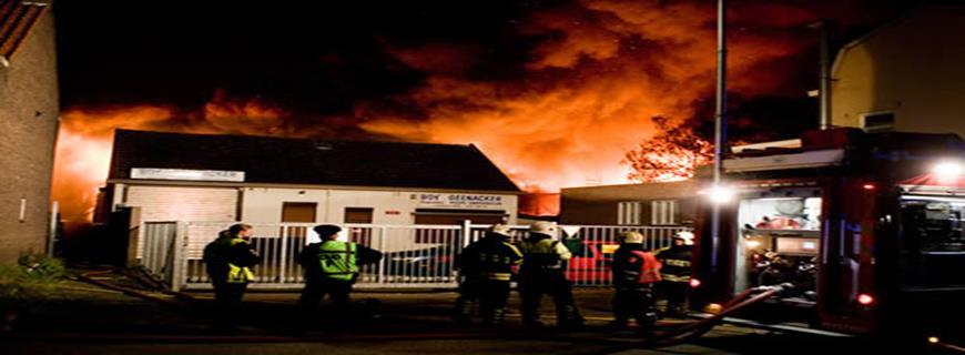 Aantal brandmeldingen daalt, maar de schade neemt toe
