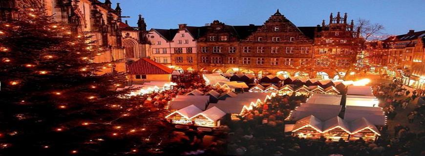 Gezellig naar een Duitse Kerstmarkt