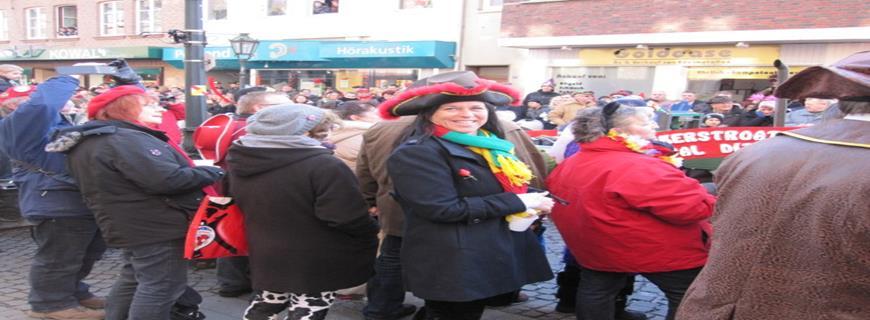 Carnaval 2015, van 15 t/m 17 februari.