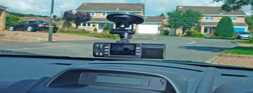 Dashboardcamera filmt niet altijd legaal