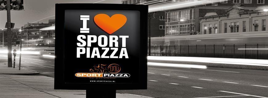 Tussen Sportpiazza  en  Van Diest Verzekeringen zitten grote overeenkomsten