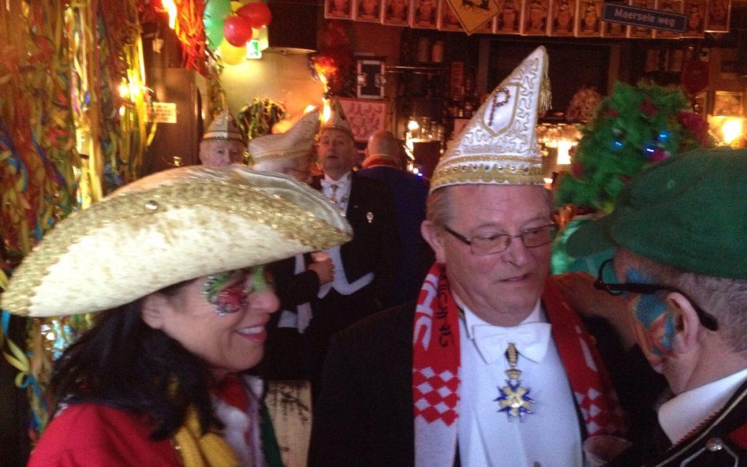 Vastenavond – Carnaval, Zondag barst het feest weer los.