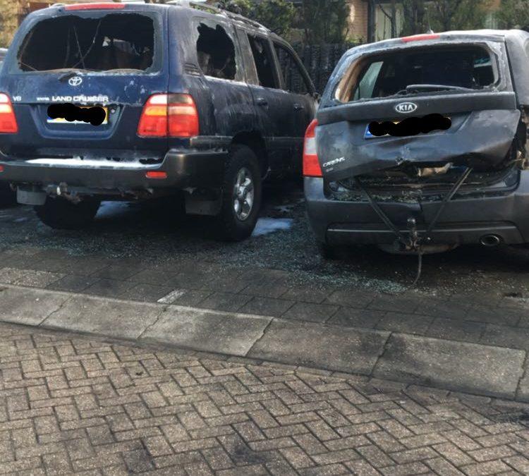 Meer schadeclaims door toename autobranden